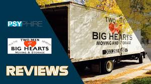 100 2 Men And A Truck Reviews Two With Big Hearts Moving And Storage REVIEWS Storage