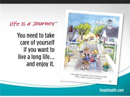 Life Is A Journey Fun And Humorous Health Lifestyle Workplace Wellness Posters