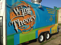 100 Houston Food Trucks Wing Theory Truck TX