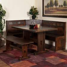 Prescott Valley Sedona Corner Nook And Bench Set