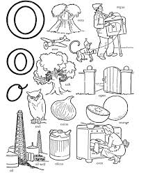 ABC Alphabet Words ABC Letters & Words Activity Sheets Letter