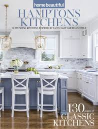 100 Home Ideas Magazine Australia Beautiful Hamptons Kitchens Subscribe Today
