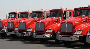 100 Crosby Trucking Truck Orders Take Seasonal Dip In November Approaching 500K Units
