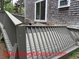 Free Standing Deck Bracing by Deck Construction Best Practices Buildingadvisor
