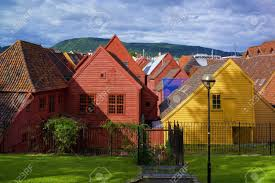 100 Houses In Norway Bryggen Wood Houses Bergen