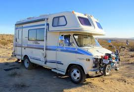 This Is A Mid 80s 18 Foot Mobile Traveler Class C It One
