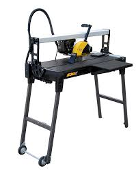 Qep Tile Saw Manual by Qep 83230 30 Inch Bridge Tile Saw With Water Pump And Stand