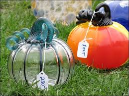 Blown Glass Pumpkins Boston by Mit Glass Pumpkins For The Home Pinterest Glass Pumpkins