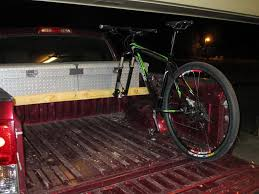 Show Your DIY Truck Bed Bike Racks- Mtbr.com Audiologyoemandcom Diy Snowboard Rack For Truck Bed Clublifeglobalcom Homemade Bike Pupportal Diy Interior Unofficial Honda Fit Forums Fork Mount For Bed Rail System Help Tacoma World Racks Beds Bicycle See Them Building Your Own Bike Rack The Truck Mtbrcom Pickup Options Pvc Carriers The Ubiquirack Scuba Tanks Bikes And Anything Else One Slide Vehicles Contractor Talk Tonneau Covermountain Rackmounts Etc Bicycle Google Search Cycling Pinterest