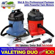 Numatic Ct370 Car Carpet Upholstery Stain Removal Extraction Numatic Bagless Vacuum Cleaners With Edge Cleaning Ebay