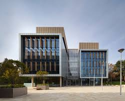 100 Architects Southampton Boldrewood Innovation Campus Grimshaw ArchDaily