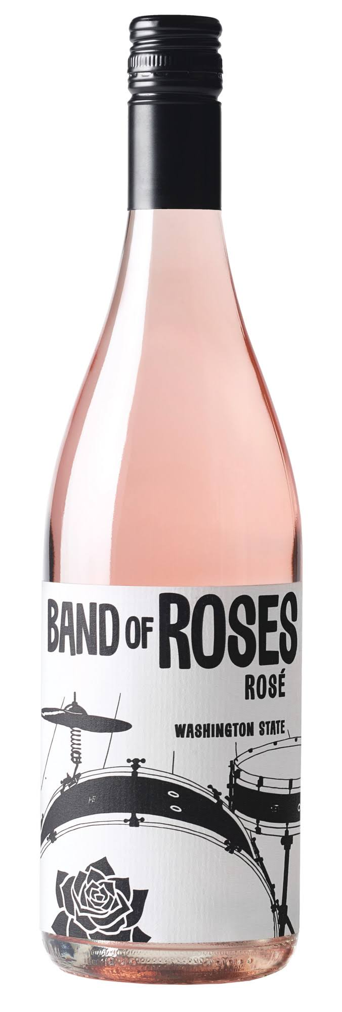 Band of Roses Rose 2017 750ml