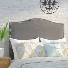natalia upholstered headboard reviews joss main