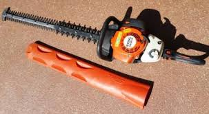 stihl hedge trimmer hs 81 r ex condition suit new buyer garden