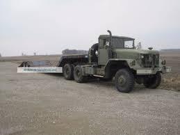 100 Am General Trucks 1972 M818