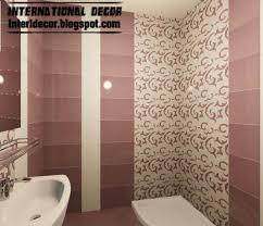tiles design for bathroom peenmedia