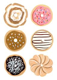 Donut illustration by Ann Shen