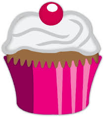 340x383 Happy birthday cupcake clipart free images 4