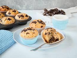 muffins mit schokostücken schnelle muffins für kinder
