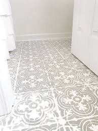 best 25 painting tile floors ideas on painting tiles