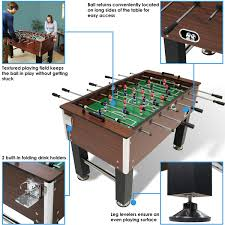 Sunnydaze 5-Foot Modern Black Foosball Game Table With ... Clearance Bar And Game Room Stainless Steel Serving Table Zdin5649clr Walter E Smithe Fniture Design Giantex 8ft Portable Indoor Folding Beer Pong Table Party Fingerhut Lifemax 10player Poker Costway 5pc Black Chair Set Guest Games Ding Kitchen Multipurpose Unity Asset Store Demo Video 5 Best Mini Pool Tables Reviewed In Detail Oct 2019 Ram 48 5piece Gray Resin Buy Casart Multi Playcraft Sport 54 With Legs Playing Equipment
