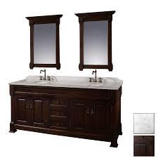 Home Depot Bathroom Vanities Double Sink by Bathroom Wonderful Lowes Double Sink Vanity For Modern Bathroom