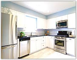 Kitchen Cabinets Stainless Steel Appliances White Uae Home Design Ideas