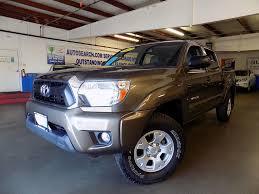 2013 Used Toyota Tacoma Tacoma SR5 Double Cab V6 4WD At Automotive ...