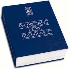 Physicians Desk Reference Unicity Product