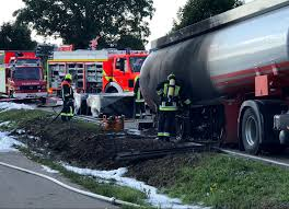 Hero' Truck Driver Risks Life To Guide Burning Tanker Away From Town ...