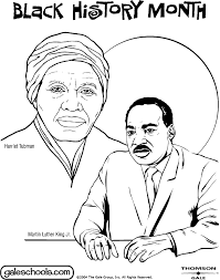 Printable Black History Month Coloring Pagesprintablecoloring Pages