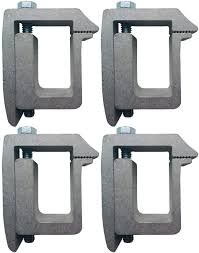 Amazon.com: Tite-Lok TL1 Truck Cap Topper Mounting Clamp (4 Pack ... Aa Products Inc Aarack Pac401 Set Of 4 Alinum Cclamps For Pickup Canopy Sale Vdemozcom How To Weatherize Your Truck Cap Is Your Camper Top Secured Nissan Titan Forum Hoist For 1st Gen Topper Toyota 4runner Largest Pcs For Tite Lok Truck Cap Clamps Shell Mounting Clamps Heavy Duty Aaracks Camper Leer 100xr On A Ford F250 Super Youtube Titelok Pk Universal Clamp By At Fleet Farm Amazoncom G1 Set G194 Gci Mounting Systems The And Lid Frontier Api