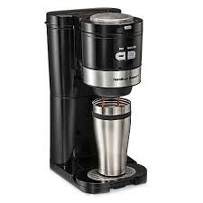 Hamilton BeachR Grind And Brew Single Serve Coffee Maker