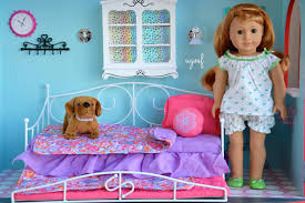 american doll bed by journey girls bloomin trundle bed hd