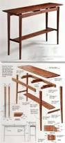 ash table plans furniture plans and projects woodarchivist com