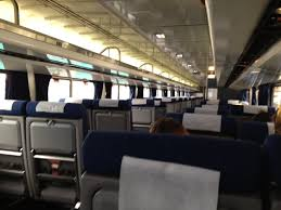 Do All Amtrak Trains Have Bathrooms by Review Amtrak Cascades To Vancouver Bc Travel Codex