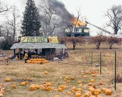 Gust Brothers Pumpkin Farm by Mclean Virginia December 1978 U201d By Joel Sternfeld Is Photograph