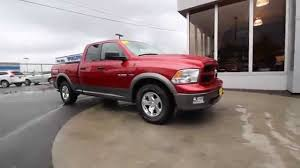 2009 Dodge Ram 1500 TRX4 Off-Road | Inferno Red Crystal | STK764843 ...
