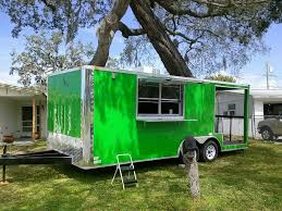 Consession Trailer For Sale - Tampa Bay Food Truck Rally | Mobile ...