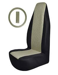 Car Bucket Seat Covers Front Seat Protector With Seat Belt Cover And  Steering Wheel Cover Universal Fit Auto Truck Van SUV (Black & Beige) B Bedro For Computer Baby Shower Chair Covers Rental Bucket Outdoor Wood Ma Rocking Wooden Argos Cushion Cover Us 9243 30 Offsoft Plush Synthetic Wool Seat Real Fur Car Winter Stylish Coversin Automobiles Best Toddler Table Booster And Chairs 9pcsset Pu Leather Detachable Front Full Set Protector Universal Bucket Chair Uxcell Saddle For Suv Automotive Amazoncom Sweka M Line Waterproof Fanta Pattern Fniture Classic Wicker Small Study Weddings Chiffon Lace Agreeable