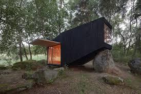 100 Minimalist Homes For Sale Exteriors Est Retreat In Czech Republic Is A