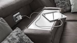 sofa und sessel mit smarten funktionen interliving