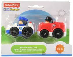 Buy Fisher Price Little People - Wheelies - Police Car & Fire Truck ... 2017 Mattel Fisher Little People Helping Others Fire Truck Ebay Best Price Price Only 999 Builders Station Block Lift N Lower From Fisherprice Youtube Vintage With 2 Firemen Vintage Fisher With Fireman And Animal Rescue Playset Walmartcom Fun Sounds Ambulance Fisherprice 104000 En Price Little People Fire Truck In Rutherglen Glasgow Gumtree Buy Sit Me School Bus Online At Toy Universe Ball Pit Ardiafm