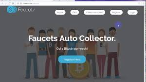 Bitcoin Faucet Rotator Script by Faucets Auto Collector Get 1 Bitcoin Per Week احصل على 1 بتكوين