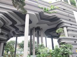 100 Woha Design ParkROYAL On Pickering Singapore By WOHA WOHAs Dynamic