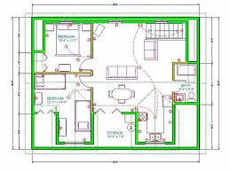 30 X 30 With Loft Floor Plans by Garage Plans Sds Plans Part 9