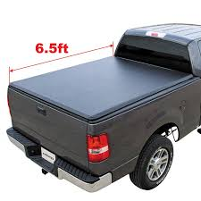 100 Pick Up Truck Bed Cover Amazoncom OEdRo Roll Tonneau Compatible With