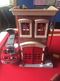 Fisher Price Fire Engine And Fire Station | In Hemlington, North ... 2017 Mattel Fisher Little People Helping Others Fire Truck Ebay Tracys Toys And Some Other Stuff Price Trucks Looky Fisherprice Lift N Lower Toy By Station Complete With Car 500 In Ball Pit Ardiafm Vintage Fisher Price Truck Husky Helper 1983 495 Power Wheels Paw Patrol Battery Powered Rideon Toysonestar Price Little People Fire Rutherglen Glasgow Gumtree