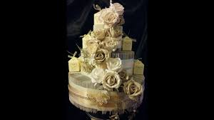 Cake Decorating Books Online by Book Folding Make A Wedding Cake Youtube