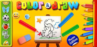 Color Draw For Kids